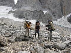 Rock Climbing Photo: Luchito Y Manuelete -2009