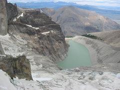 Rock Climbing Photo: Laguna Torres