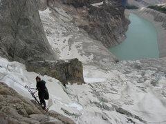 Rock Climbing Photo: chino