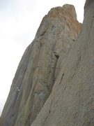 Rock Climbing Photo: Sudafricana Route Central Tower