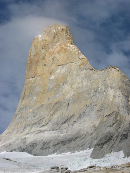 Rock Climbing Photo: Torre Sur