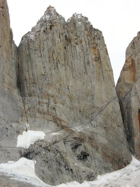 Rock Climbing Photo: Torre Norte