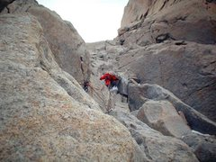 Rock Climbing Photo: Felipe Gonzales Donoso