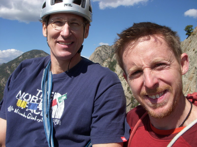 Rock Climbing Photo: Climbing with Tommy Caldwell. It was everything I ...