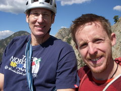 Climbing with Tommy Caldwell. It was everything I could imagine and more than one could hope.
