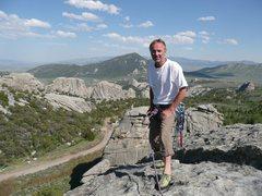 Rock Climbing Photo: City Of rock