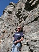 Rock Climbing Photo: Highlander Crag, Clear Creek
