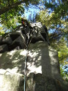 Rock Climbing Photo: The tooth.