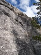 Rock Climbing Photo: a fun and worthwhile route