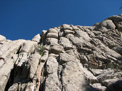 Rock Climbing Photo: Although an egregious example of the butt shot, th...