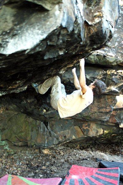 Rock Climbing Photo: Noah