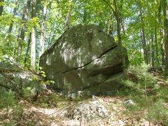 Rock Climbing Photo: Nice problem.