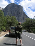 "Rock Climbing Photo: ""You're bigger than me.""  El Capitan, Se..."