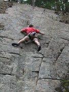 Rock Climbing Photo: climbing at Annex