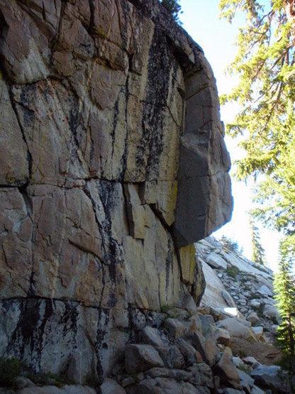 Rock Climbing Photo: Ok Balto, Hike!