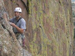 Rock Climbing Photo: Ruper Eldo