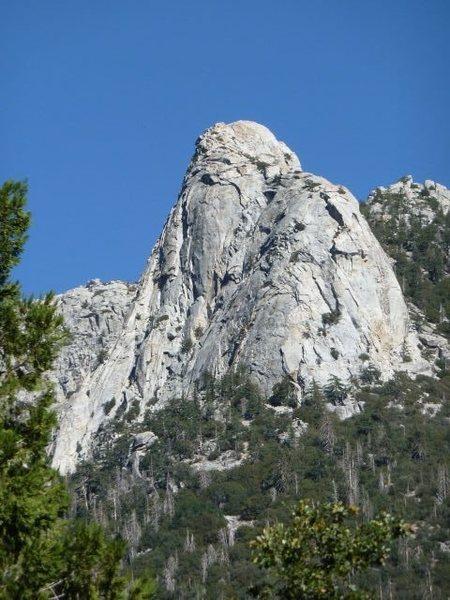 Tahquitz Rock, Idyllwild