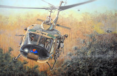 Rock Climbing Photo: The Jayhawk.   CWO2 Doug Miller (Uncle Douggie), 9...