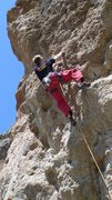 Rock Climbing Photo: The Tale of Jemima Puddleduck, Enchanted Tower, NM
