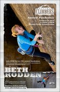 Rock Climbing Photo: Beth Rodden is coming to our ACSD fundraiser.