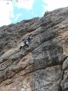 Rock Climbing Photo: very delicate rest, but you get a lot back! photo ...