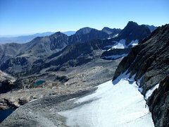 Rock Climbing Photo: to the NE from the Swiss Arete