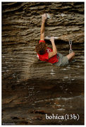 Rock Climbing Photo: Greg Kerzhner sans rope
