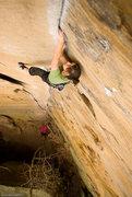 Rock Climbing Photo: Rock Wars....Katelyn Jones
