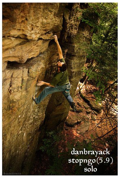 Rock Climbing Photo: Coopers Rock, WV
