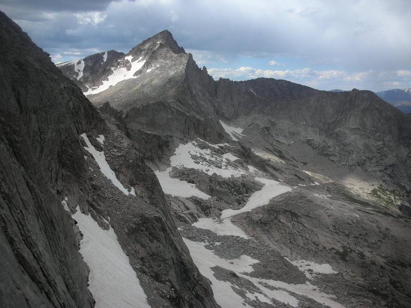 Rock Climbing Photo: McHenrys from Birds of Fire. w/ GregD