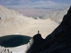 Rock Climbing Photo: choss pile!