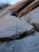Rock Climbing Photo: Beautiful Start to Hanging Gardens - Crusin and Br...