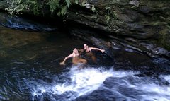 Rock Climbing Photo: Kinlock