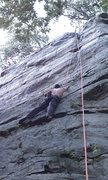 Rock Climbing Photo: Palisades