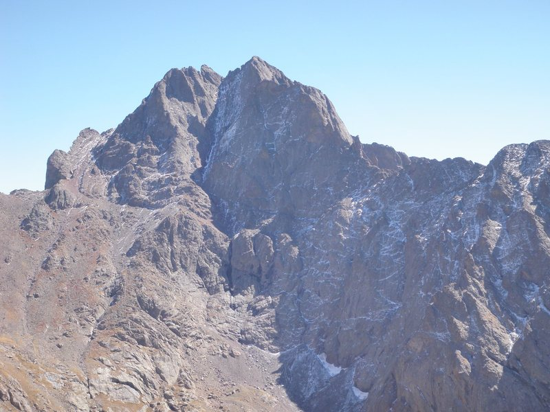 Mountain Southeast of The Prow