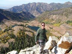 Rock Climbing Photo: Sundial Summit