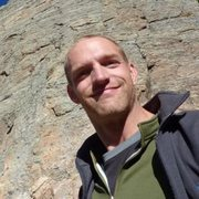 Rock Climbing Photo: Mug Shot