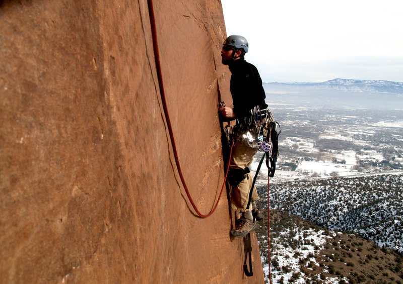 Me on the third pitch after the pendulum.