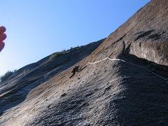 Rock Climbing Photo: P2 ESB
