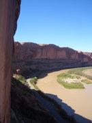 Rock Climbing Photo: Colorado River