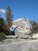 Rock Climbing Photo: After a successful summit be sure to do this bould...