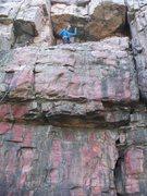 Rock Climbing Photo: Balcony Center