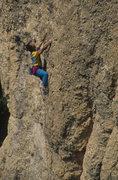 Rock Climbing Photo: Fern Roof