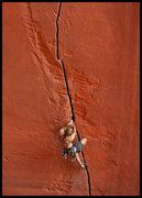 Rock Climbing Photo: Anunnaki.  Photo by Krischa.