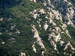 Rock Climbing Photo: Lost Universe, Keller Peak