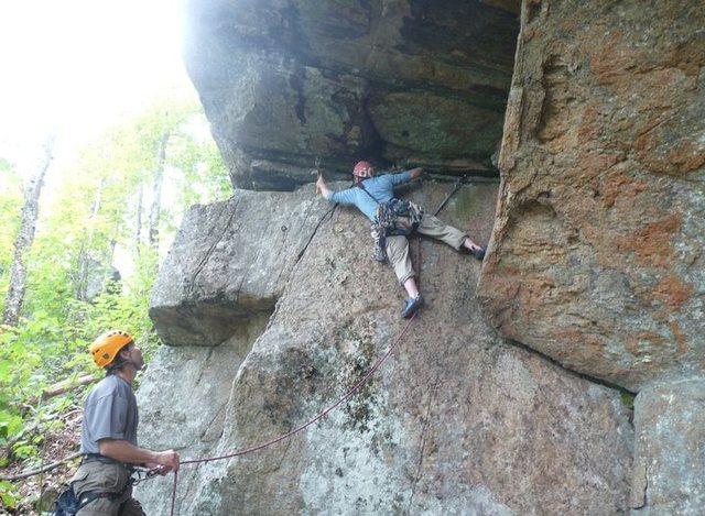 First Ascent of Raindance, Michael Gray