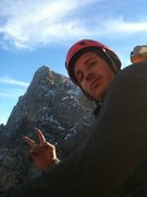 Rock Climbing Photo: Solar Slab, winter time