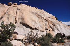 Rock Climbing Photo: Thin Man's Nightmare