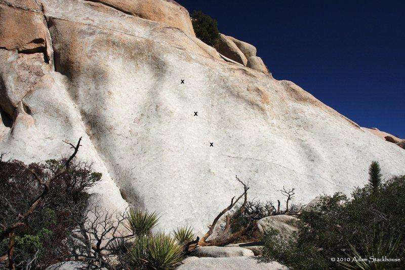 Rock Climbing Photo: Laura Scudders topo