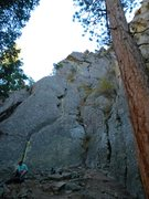 Rock Climbing Photo: Unleash The Lions.